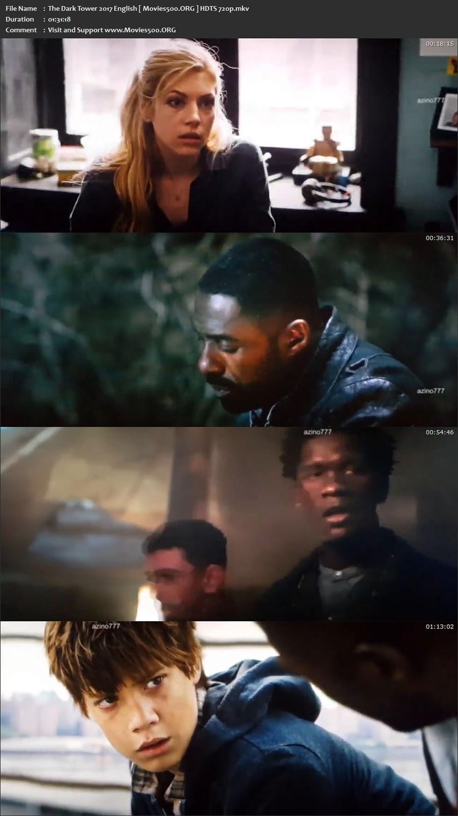 Dark Tower 2017 English Full Movie HDTS 720p at movies500.site