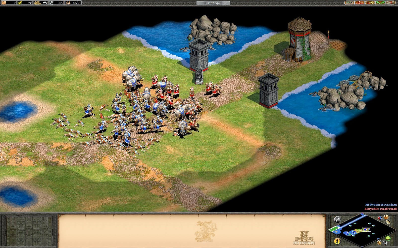 Download Free Age Of Empire 2 Hd Compressed Fully Full