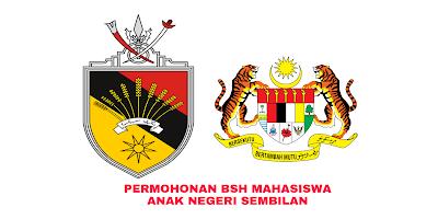 Permohonan Bantuan Sara Hidup Mahasiswa Anak Negeri Sembilan 2019 Online