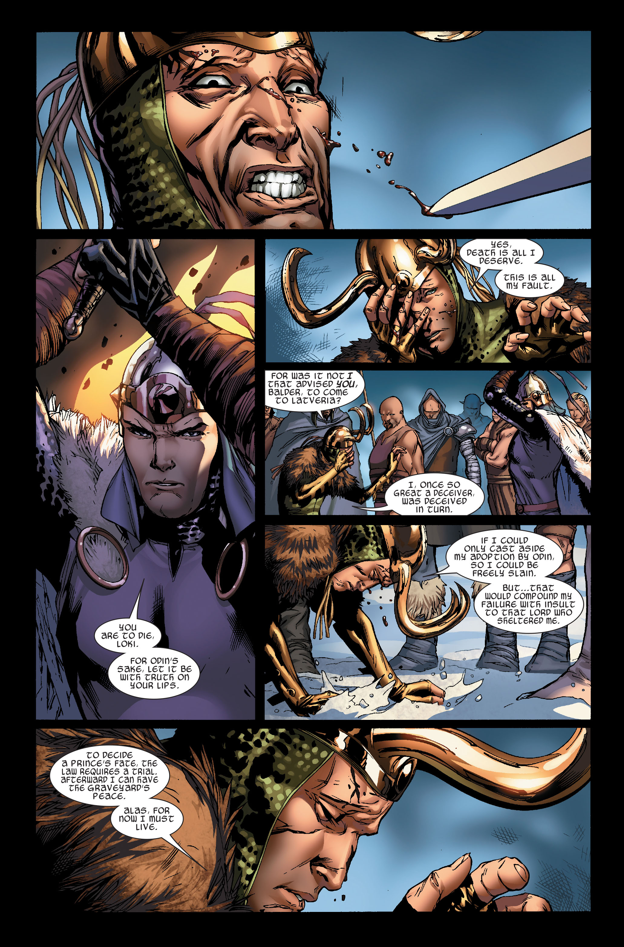 Thor (2007) Issue #604 #17 - English 17
