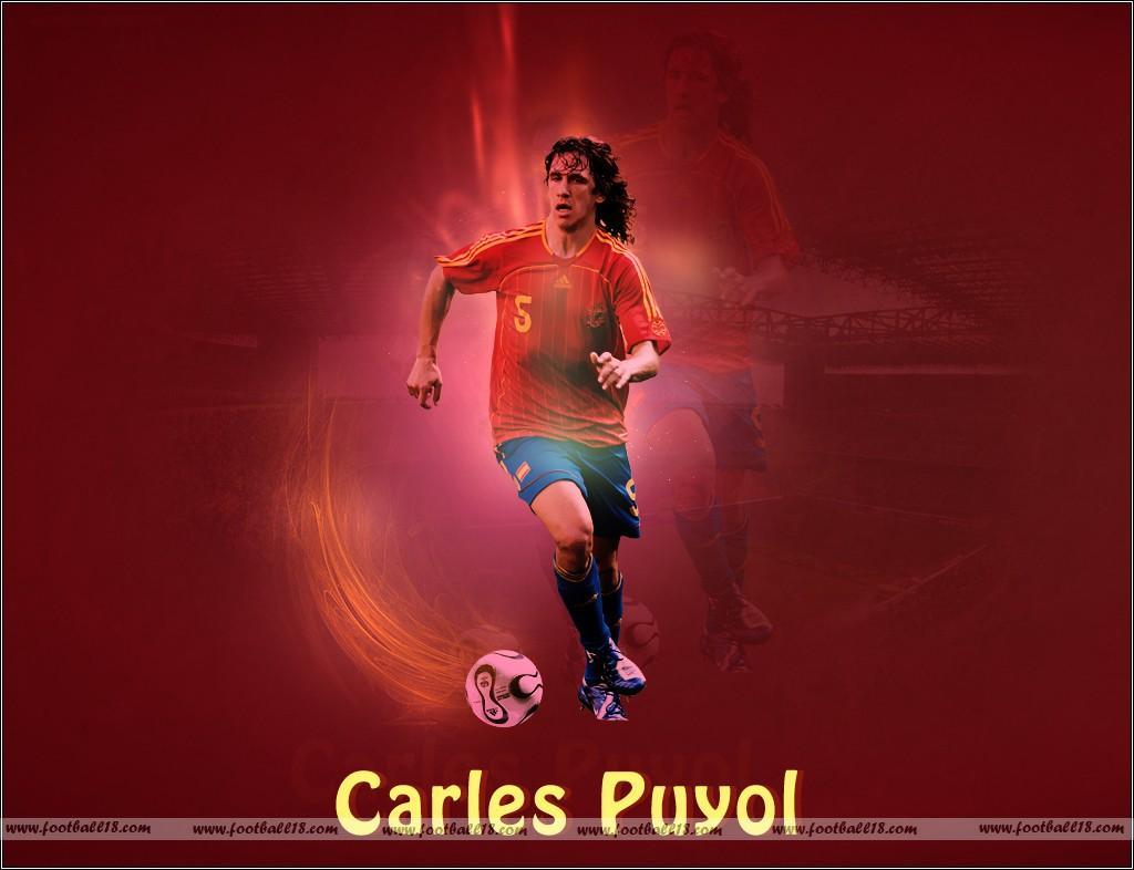 carles puyol barcelona wallpaper - photo #18