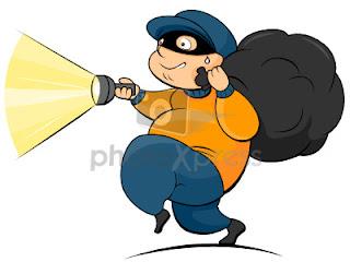 構成偷竊罪 / 盜竊罪的主要因素及其定罪後的刑罰