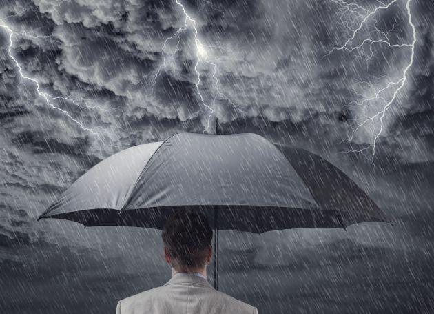 Καταιγίδες και πτώση της θερμοκρασίας την Παρασκευή