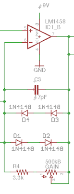 first gain stage Jan Ray gain schematic