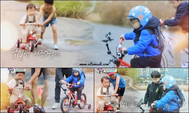 Tips Memilih Sepeda untuk anak dibawah 5 tahun