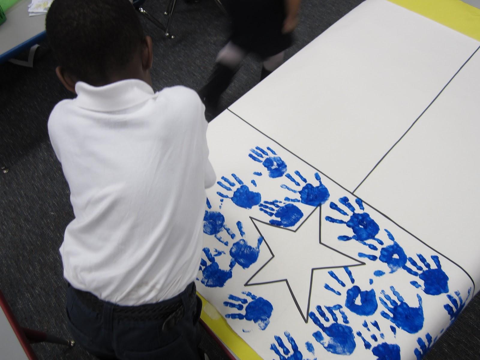 Kindergarten Is Kool Texas Symbols