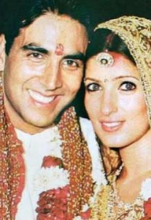 Akshay Kumar and Twinkle Khanna marriage