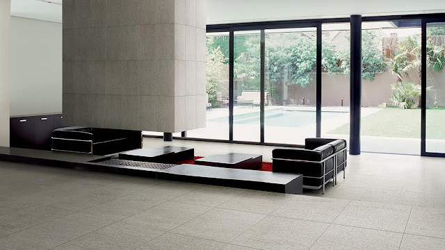 Modern floor tiles design with Absolute