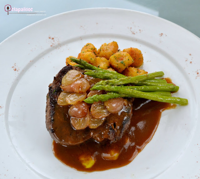 Valentine Special Menu from Encima Roofdeck Restaurant