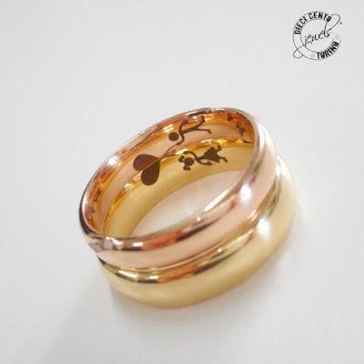 scritta anello matrimonio