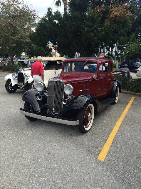 Chevrolet coupé 5 fenêtres 1930