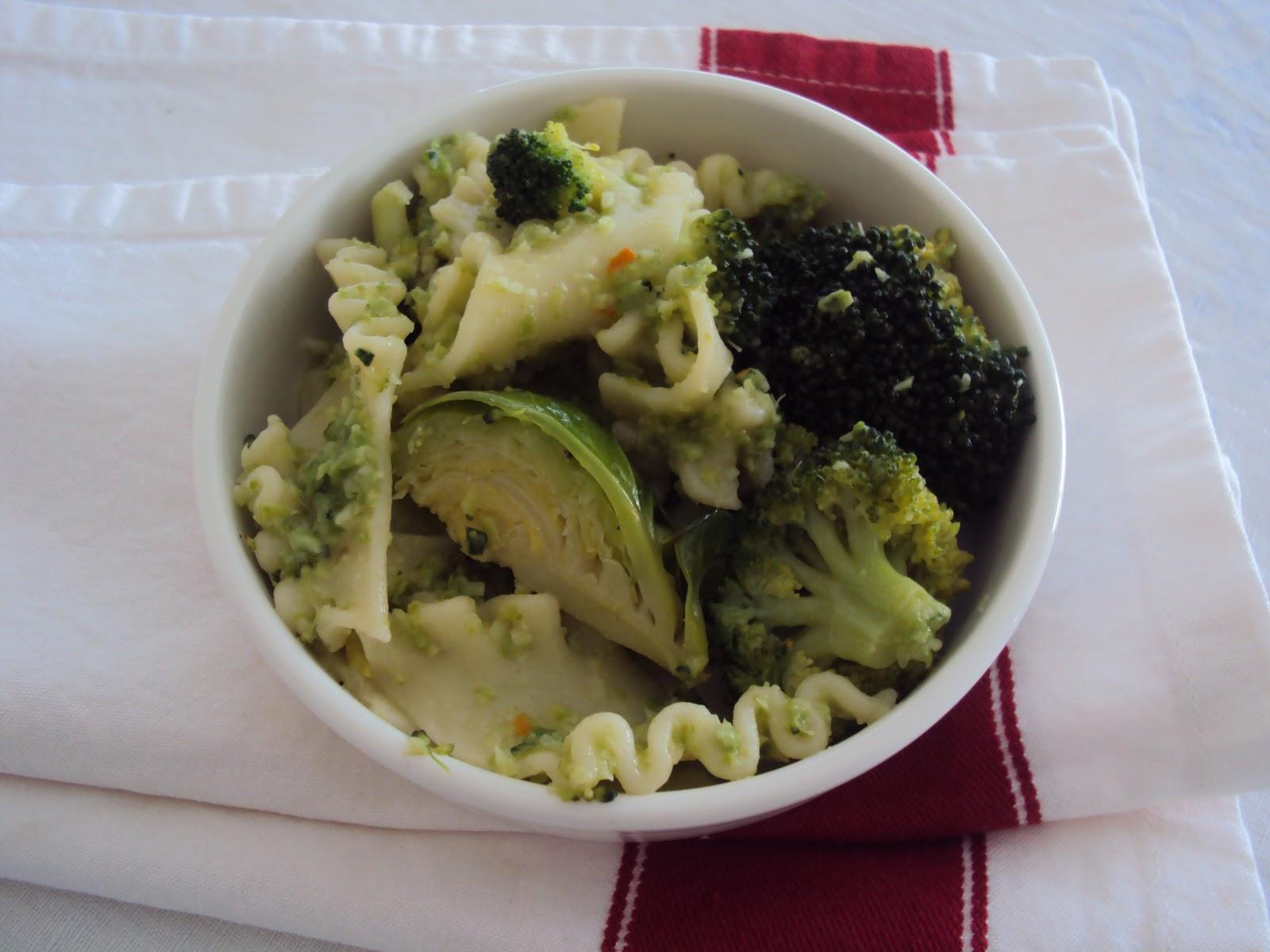 Dig In: Jamie Oliver's broccoli pasta  Sort of
