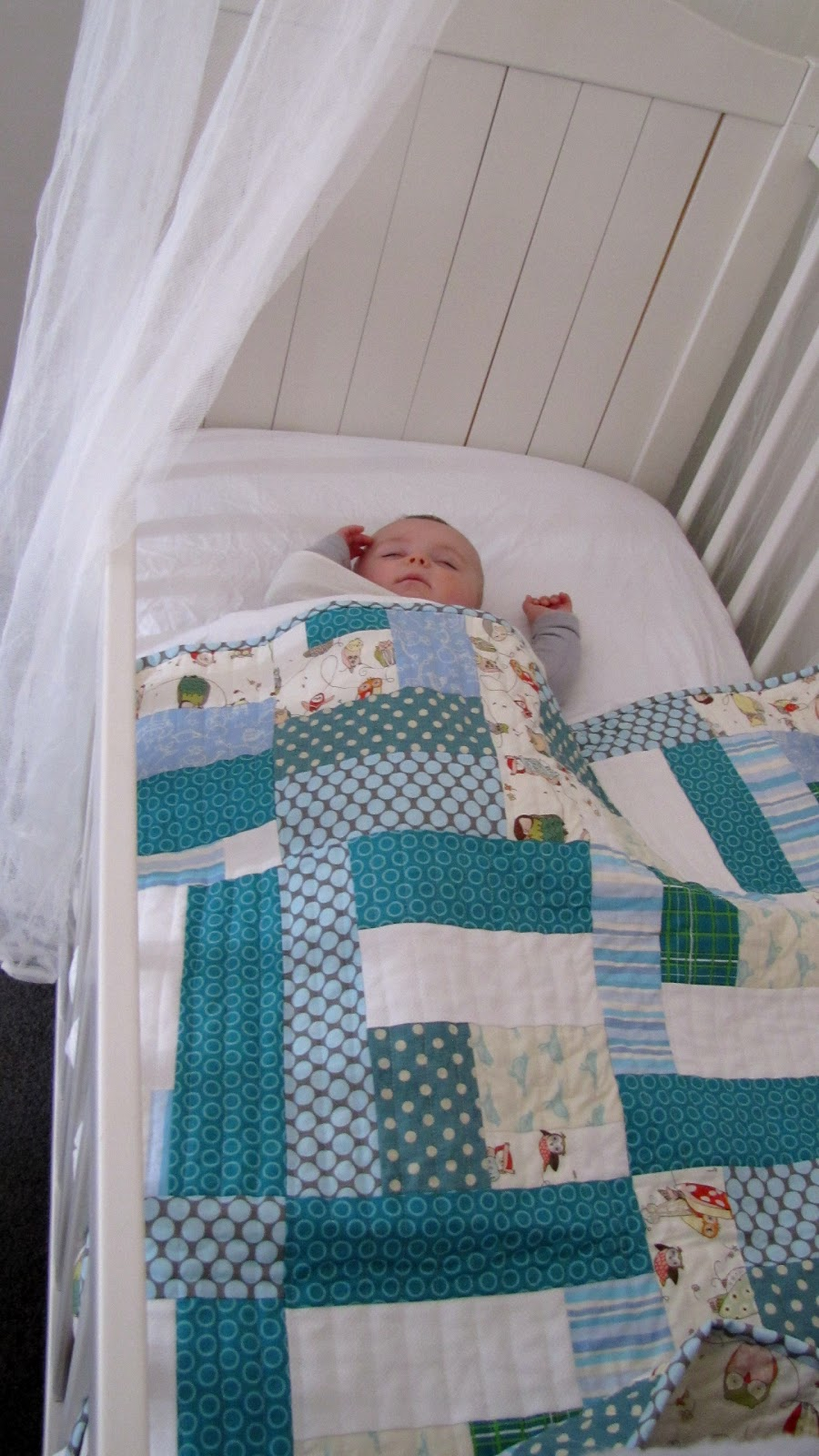 The Baby Boy S Quilt