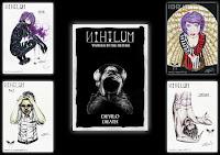 Devilo Death nous parle de sa campagne Tipeee !; ocube; interview; nihilum; devilo death; bdocube; bedeocube;