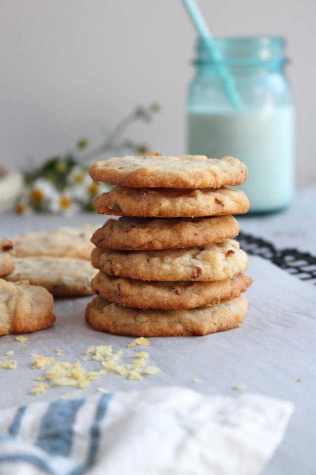 Golden, buttery, and deliciously crisp, these Potato Chip Cookies are made from a family recipe that has been passed down from my aunt!