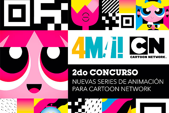 "2do Concurso ""Nuevas series de animación para Cartoon Network"""