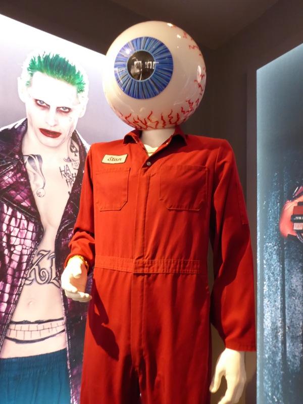 Suicide Squad Eyeball Thug costume