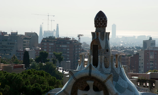 Barcelona, Spain - Parc Guell © Artstudio23.com