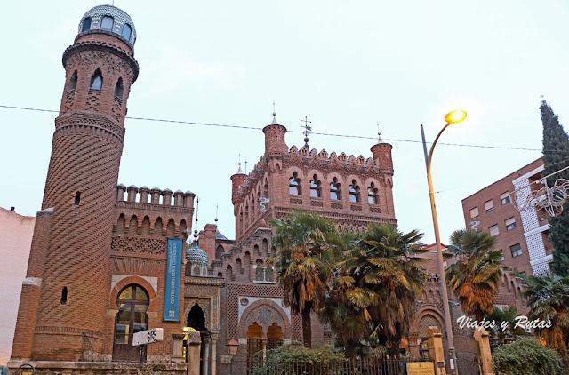 Palacete de Laredo, Alcalá de Henares