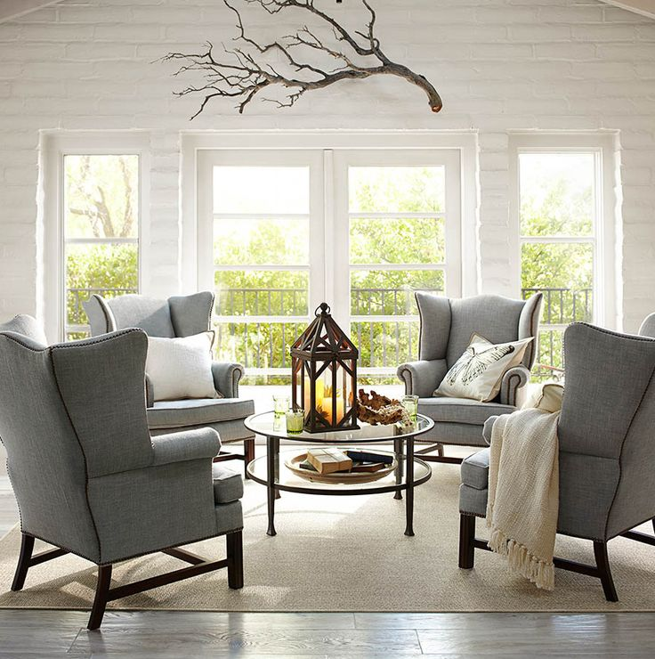 Coastal Style Living With Neutrals