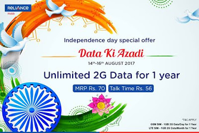 Reliance-Unlimited-2G-Data