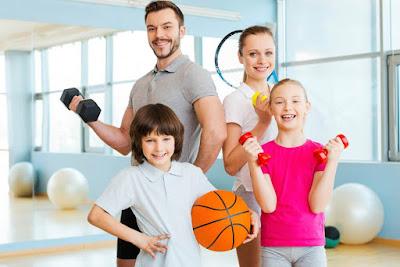 Hábitos deportivos niños