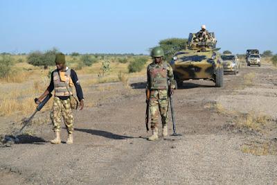 OH NO: Boko Haram Ambush Immigration Officials On UN Assignment