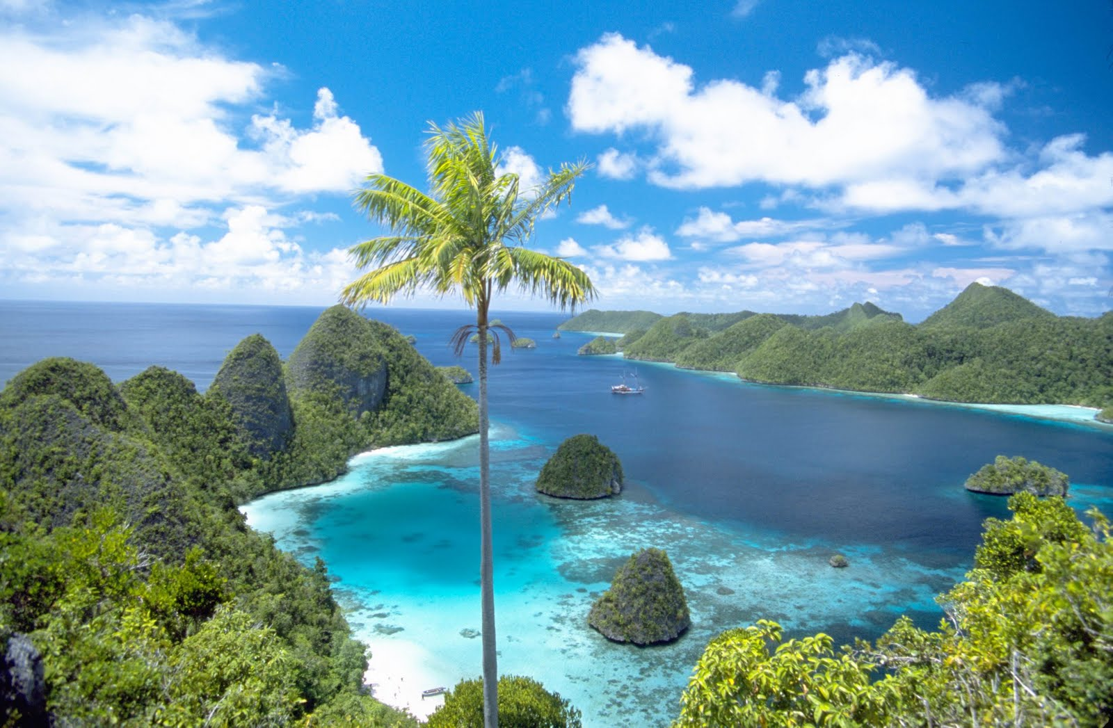 Tourism: Raja Ampat Islands