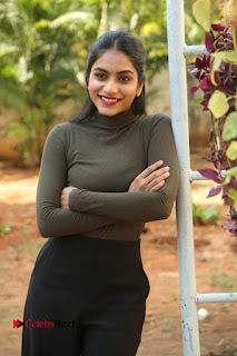 Tollywood Actress Punarnavi Bhupalam Latest Po Gallery in Black Trouser Pant at Pittagoda Movie Interview  0054.JPG
