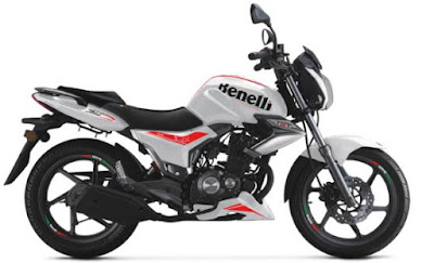 New Coming soon Benelli TNT 15 side view