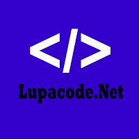 Tentang Saya - lupacode.net