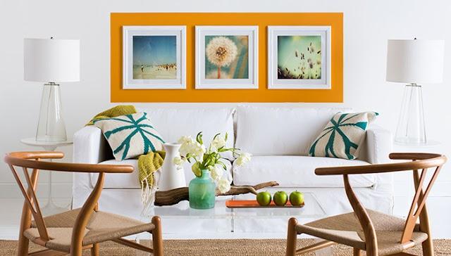 Απλοί και γρήγοροι τρόποι για να προσθέστε χρώμα στους τοίχους