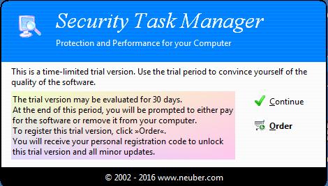 هل جهازك مخترق وكيف تقطع الإتصال مع الهاكر عبر Security Task Manager