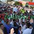 Miles acompañan a Alberto Lara Bazaldúa y a Alejandro Mayne Valdez en su registro, en Reynosa