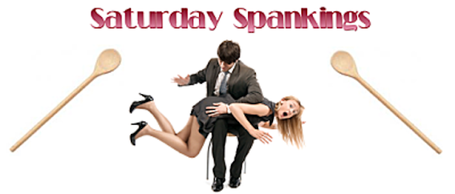 Saturday Spankings meme