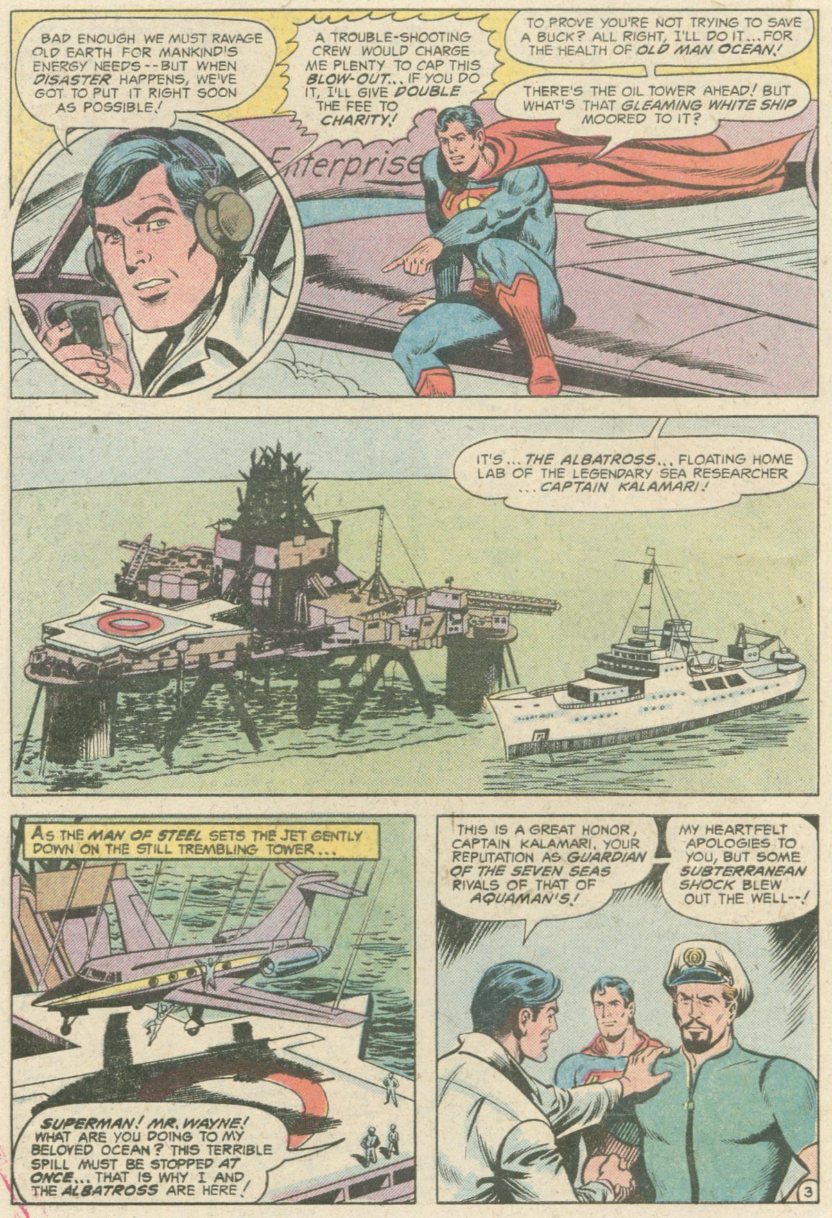 Read online World's Finest Comics comic -  Issue #249 - 4