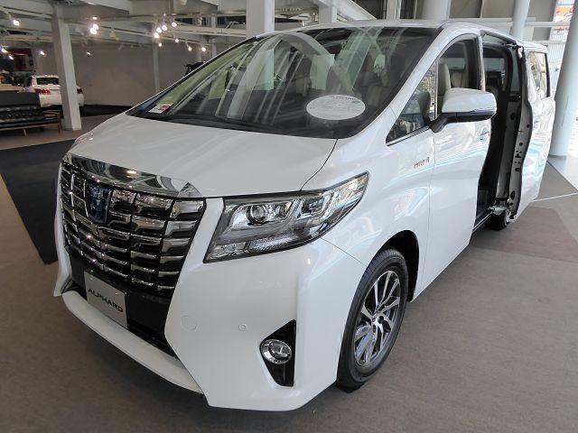 Toyota ALPHARD HYBRID Executive Lounge (AYH30W)