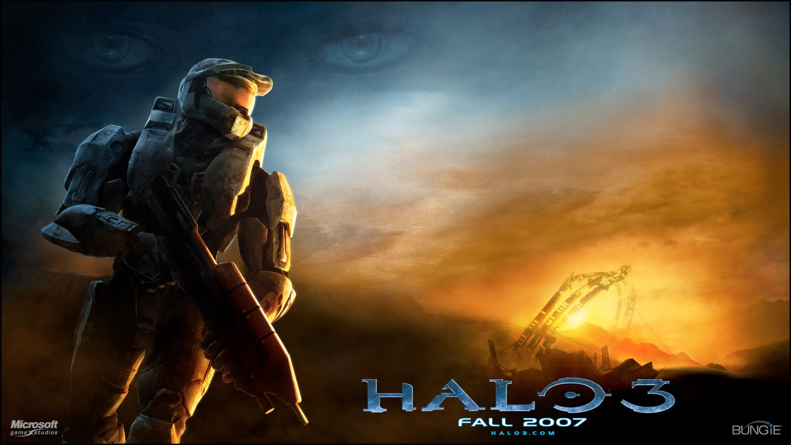 Click To See World Halo 3 Wallpaper 1080p