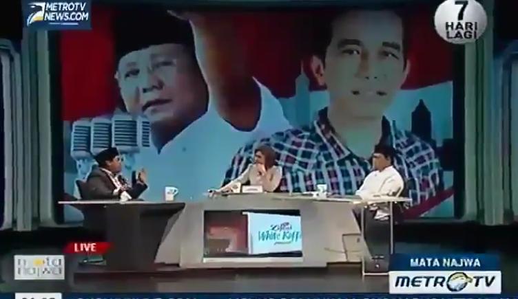 Apa Yang Disampaikan Fahri di MetroTV Bareng Najwa Shihab Akhirnya Terbukti