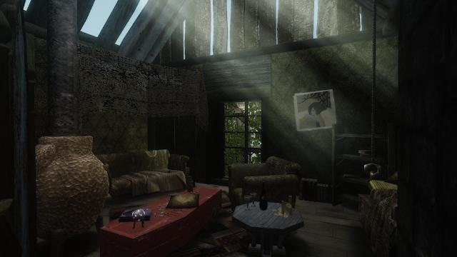 Старый дом в Корроле - плагин для Oblivion от TES-Diesel