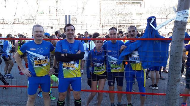 Temporada 2016-2017 - Capitulo XLIII - Aranjuez 10 km.