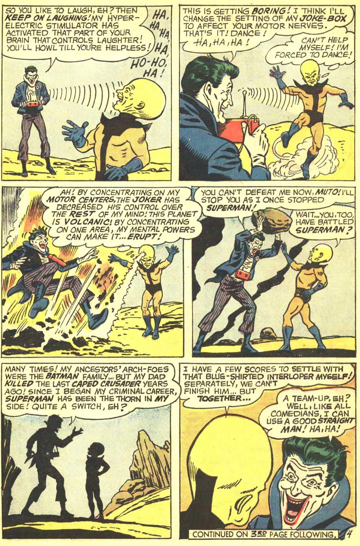Read online World's Finest Comics comic -  Issue #166 - 6