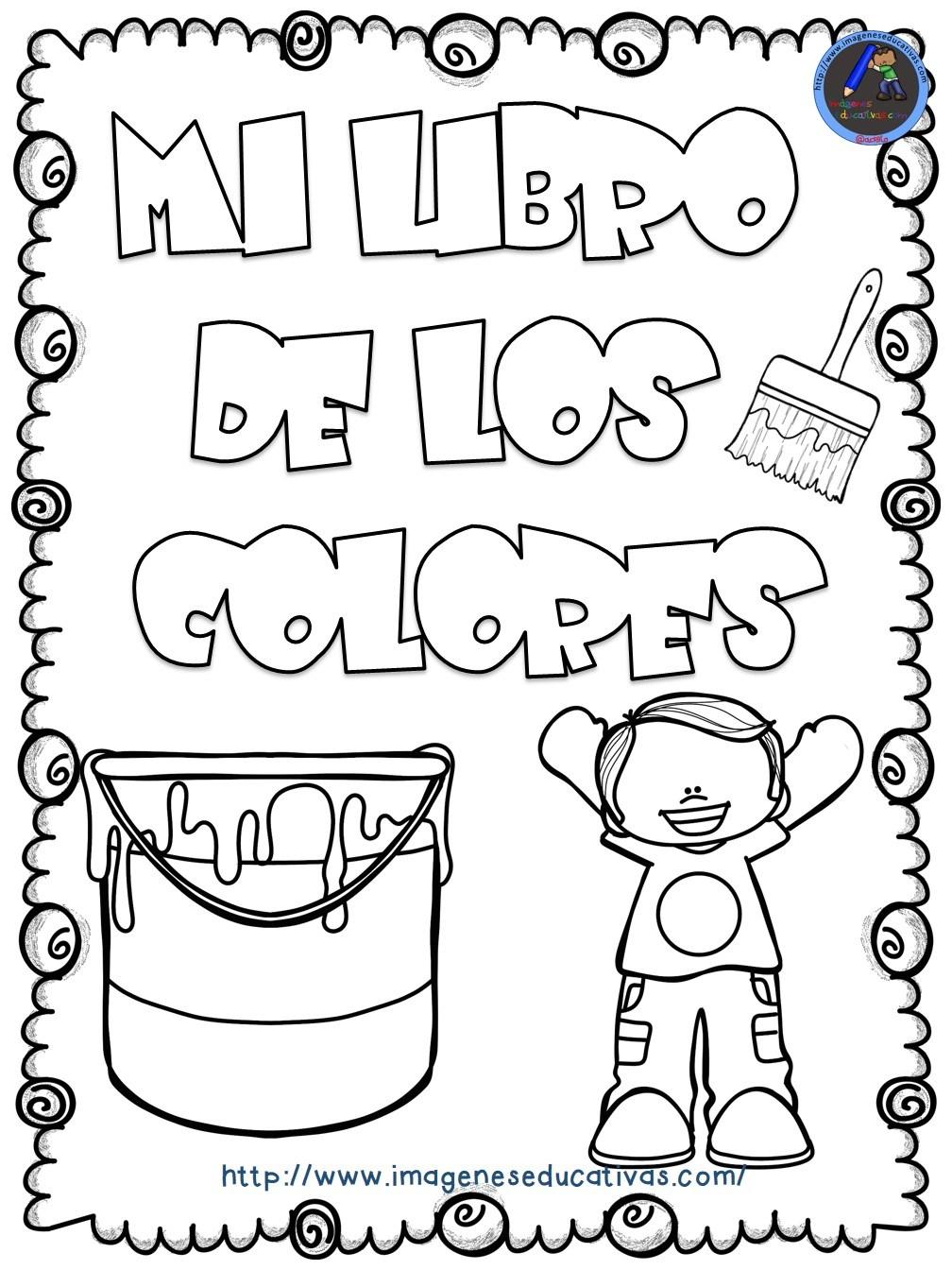 Blog Católico Navideño ®: RECURSOS ESCOLARES: MI LIBRO DE COLORES EN ...