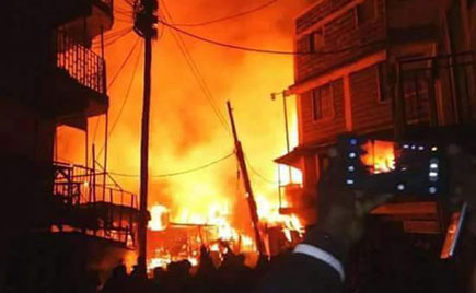 15 dead scores injured in deadly fire