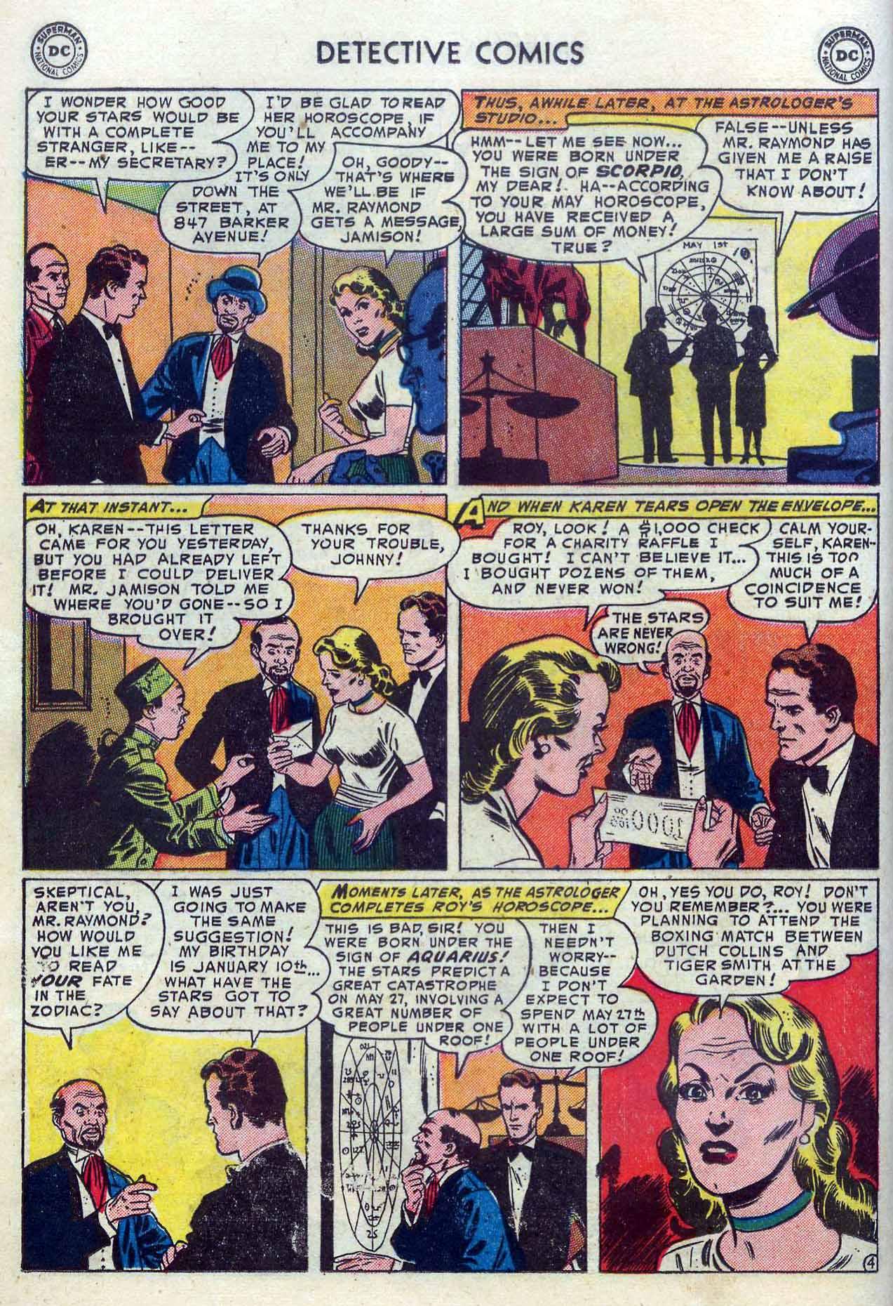 Read online Detective Comics (1937) comic -  Issue #204 - 20