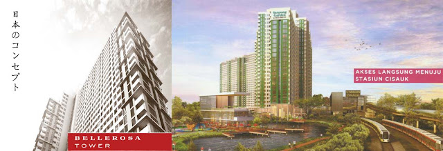Dimulainya Groundbreaking di Serpong Garden Apartment