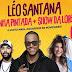 Leo Santana e Lore Improta são as principais atrações de festa de camisa em Elísio Medrado