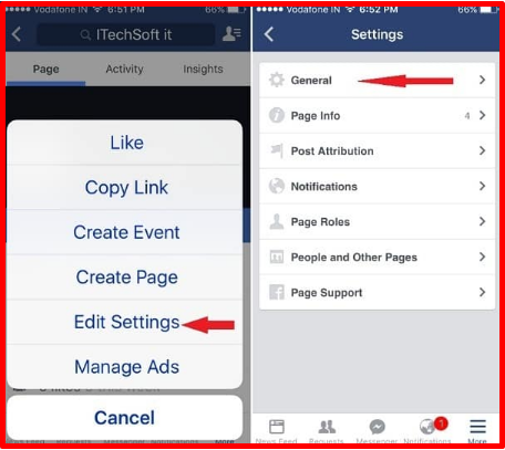 How to Delete a Page on Facebook Mobile