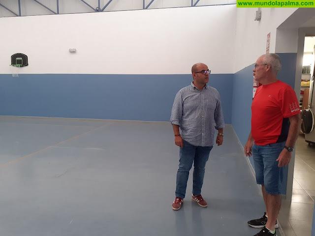 El Ayuntamiento de Los Llanos de Aridane invierte 60.000 euros en obras de mejoras para los centros escolares del municipio