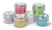 Silhouette Glitter pulver essential colors